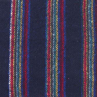 Baja Top - Deep Blue Stripe