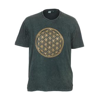 Flower of Life Stonewash T-Shirt