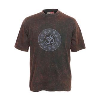 Circle of Om Stonewash T-Shirt