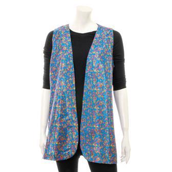 Ladies Sari Waistcoat