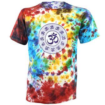 Om Tie Dye T-Shirt