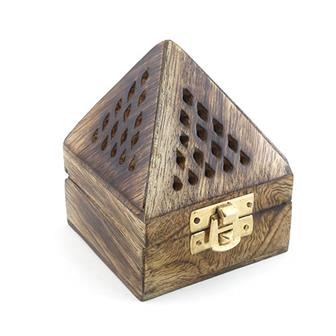 Pyramid Smoke Box