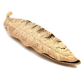 Metal Leaf Ashcatcher