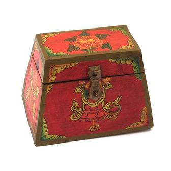 Ritual Object Tibetan Style Chest