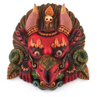 Artisan Garuda Mask No.162