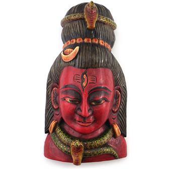 Artisan Shiva Mask No.164