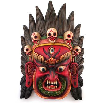 Artisan Special Bhairab Mask No.165