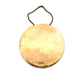 Tibetan Style Metal Gong No. 1