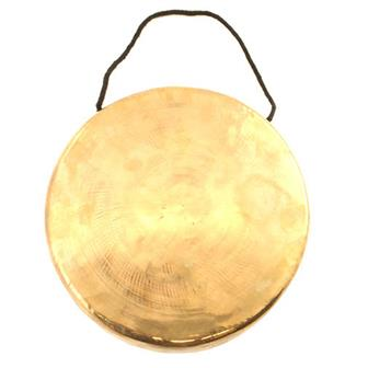Tibetan Style Metal Gong No. 3