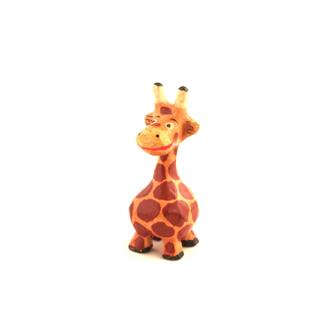 Cartoon Giraffe Small