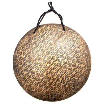 Flower of Life Small Wind Gong No.27
