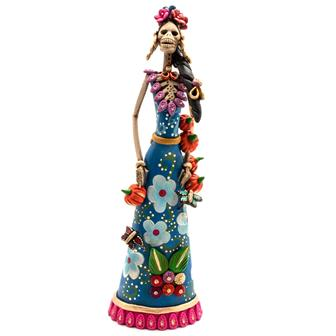 Large Catrina Ceramic No.18