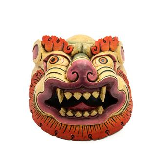 Artisan Dragon Mask No.210