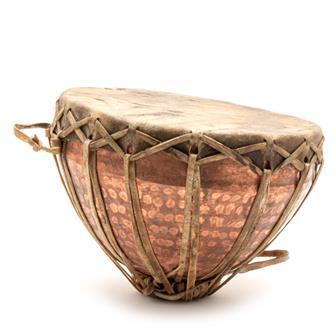 Nepalese Tyamko Drum