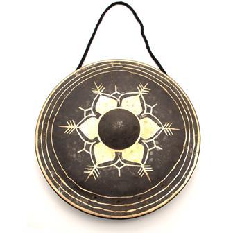 Burmese Style Black Gong No.31
