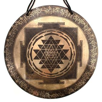 Shri Yantra Gong No.41