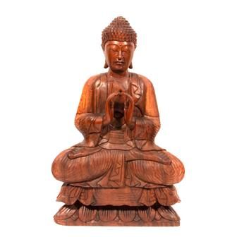 Sitting Buddha No.69