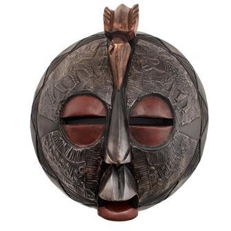 Artisan Ghanaian Mask No.1