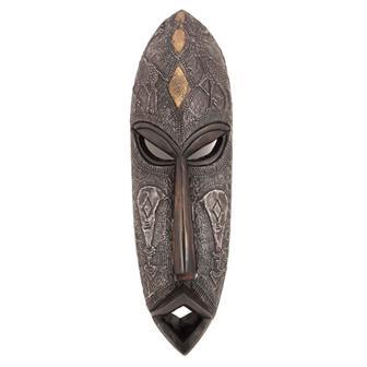 Artisan Ghanaian Mask No.3
