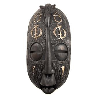 Artisan Ghanaian Mask No.4