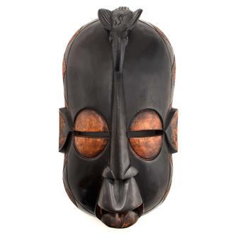 Artisan Ghanaian Mask No.5