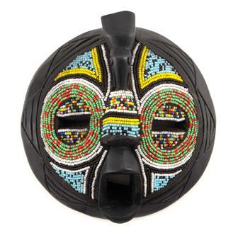 Artisan Ghanaian Mask No.9