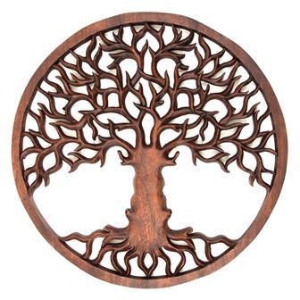 Giant Tree of Life Plaque No.19