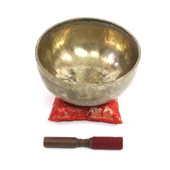 Antique Singing Bowl No.52