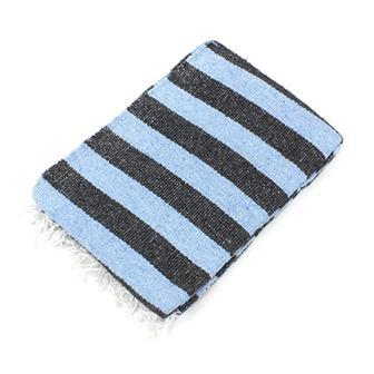 Thin Stripe Mexican Blanket
