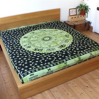 Zodiac Bedspread
