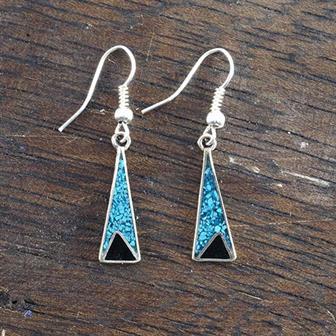 Dorita Blue Crush Earrings