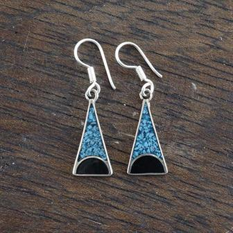 Isabel Blue Crush Earrings