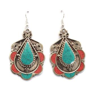 Soneeya Metal Earrings