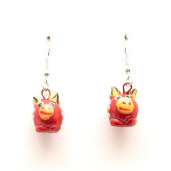 Pig Encantos Earrings