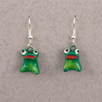 Frog Encantos Earrings