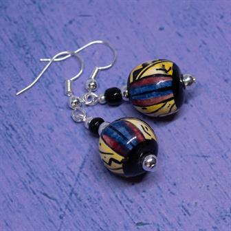 Summer Ball Earrings