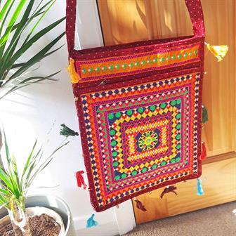 Embroidered Rajasthani Bag