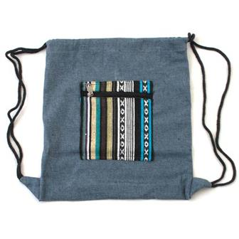 Gheri Pocket Cinch Bag