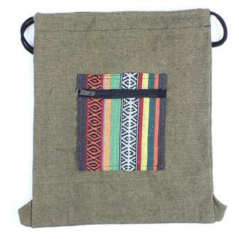 Gheri Pocket Cinch Bag