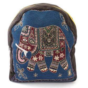 Thai Elephant Backpack