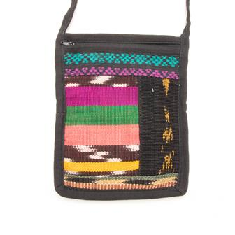 Patchwork Passport Bag