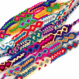 Bali Friendship Bracelet