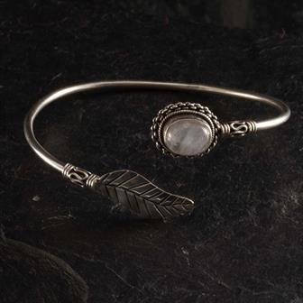 Nepalese Silver Bracelet No.11