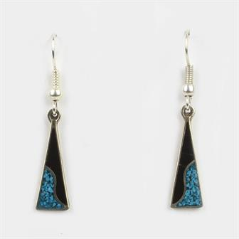 Bonita Blue Crush Earrings