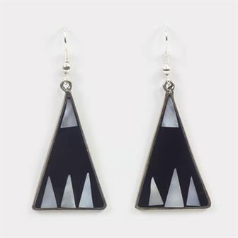 Amiga Pirámide Earrings