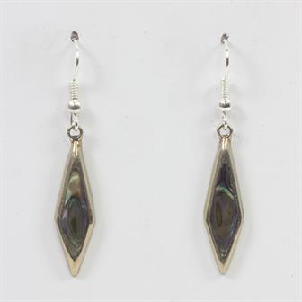 Thin Drop Earrings