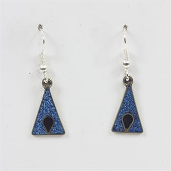 Maya Triangle Earrings
