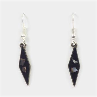 Cascara Rombo Earrings
