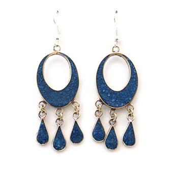 Azul Alma Earrings