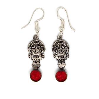Tumi Stone Earrings